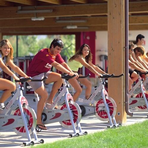 Granserena Hotel - Area Fitness