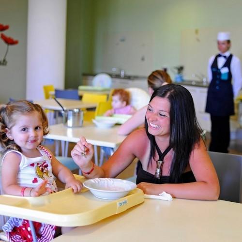 Granserena Hotel - Cucina mamma