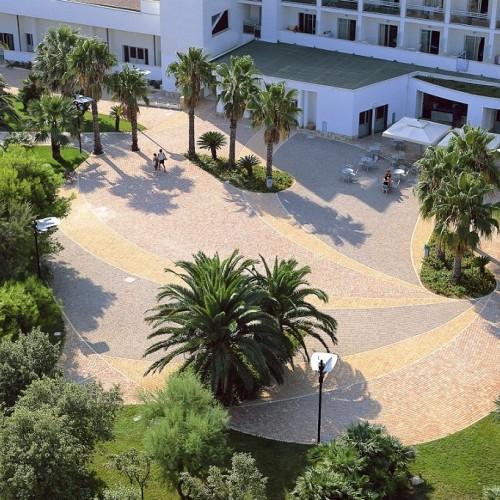 Granserena Hotel - Ingresso