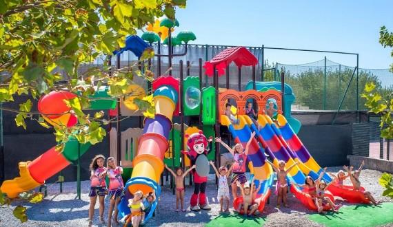 Granserena Hotel - Parco giochi