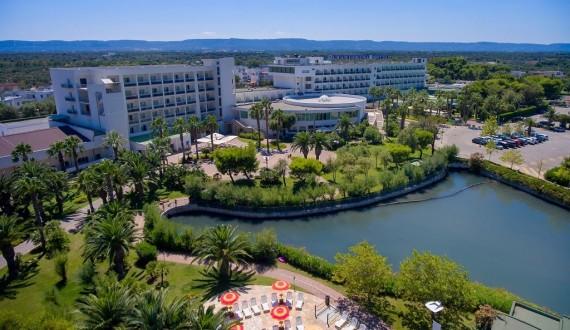 Granserena Hotel - Vista dall'alto