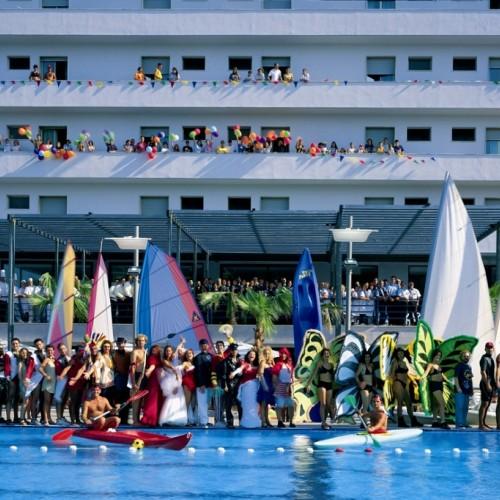 Hotel Serena Majestic Introduzione alla vela