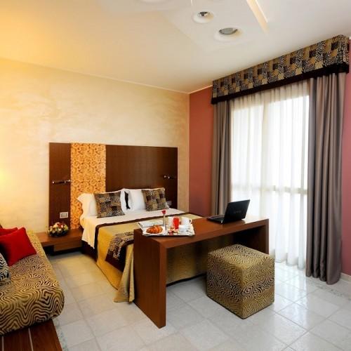 Hotel Serena Majestic Camera comfort