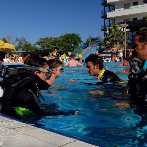 Hotel Serena Majestic Lezioni collettive sport