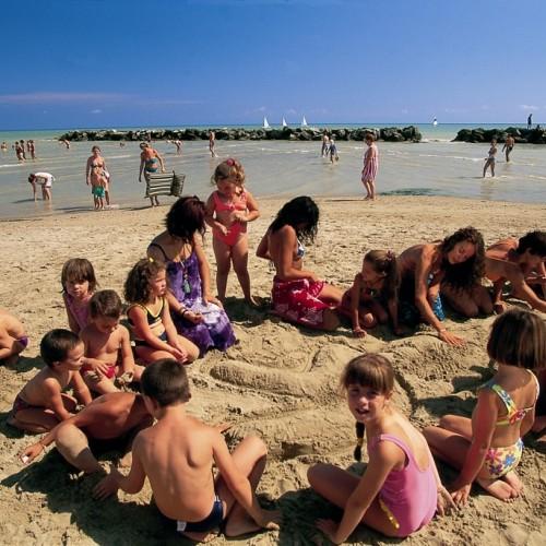 Hotel Serena Majestic Giochi da spiaggia