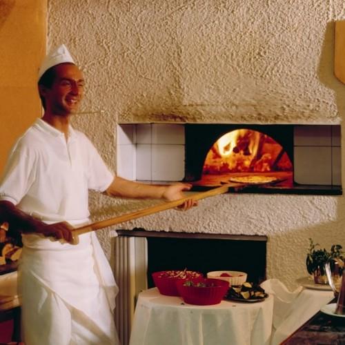 Hotel Serena Majestic Pizzeria