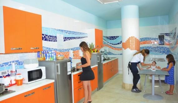 Hotel Serena Majestic Cucina Mamme