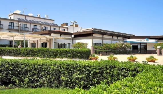 Athena Resort | Ragusa, Sicilia Struttura