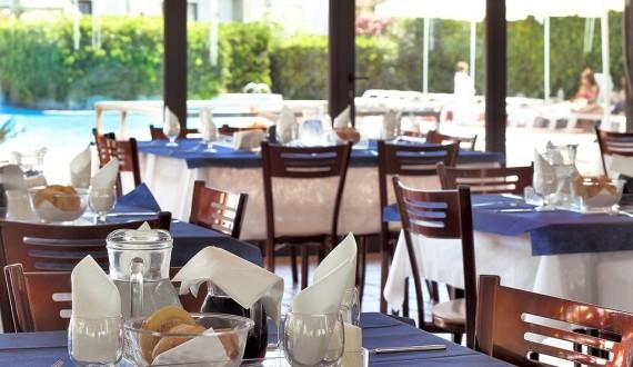 Athena Resort | Ragusa, Sicilia Dettagli Ristorante