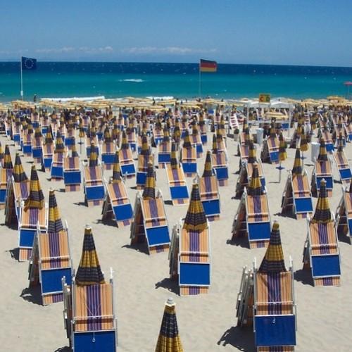 Futura style Corte del Salento, Puglia - Spiaggia attrezzata
