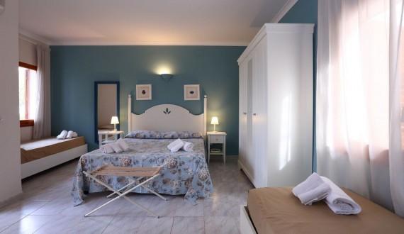 Capo Calavà Village - Gioiosa Marea, Sicilia - Camera Quadrupla