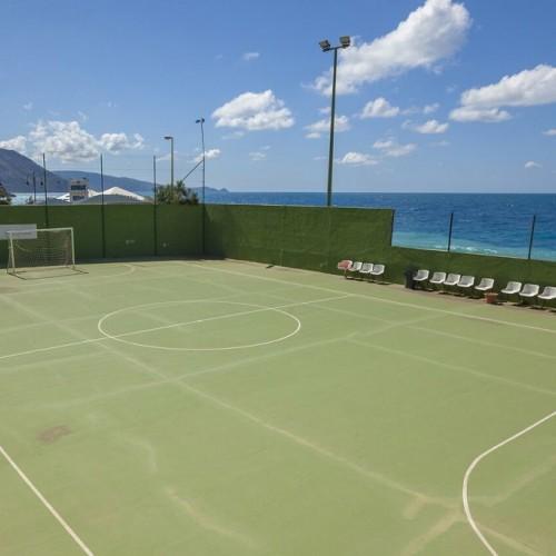 Capo Calavà Village - Gioiosa Marea, Sicilia - Campo da calcetto