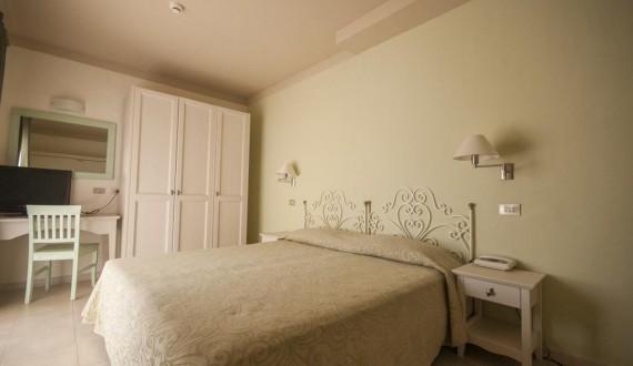 Blu Hotel Laconia Village - Cannigione di Arzachena, Sardegna - Camera matrimoniale