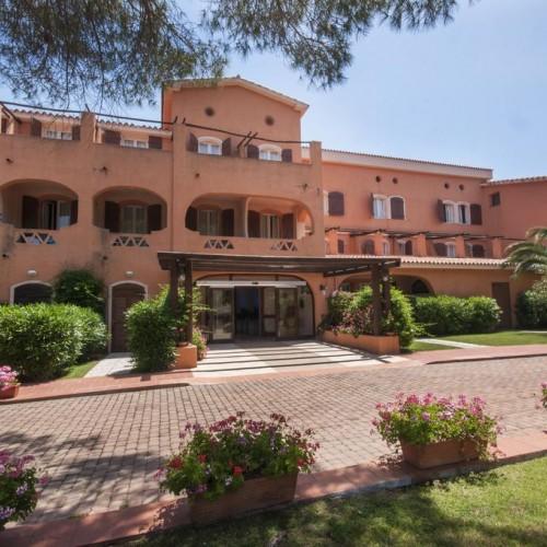 Blu Hotel Laconia Village - Cannigione di Arzachena, Sardegna - Ingresso