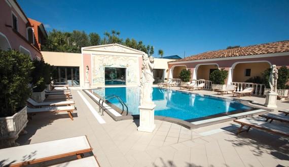 Cala Ginepro Hotel Resort - Cala Ginepro, Sardegna - Piscina centro benessere