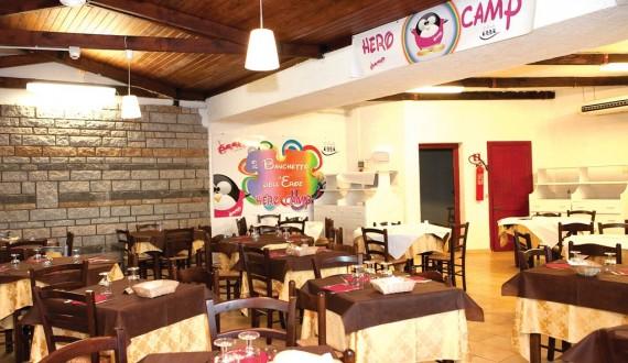Club Esse Cala Bitta - Baja Sardinia, Sardegna - Ristorante