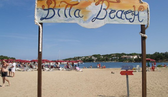 Club Esse Cala Bitta - Baja Sardinia, Sardegna - Bitta Beach