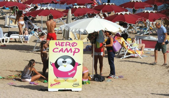 Club Esse Cala Bitta - Baja Sardinia, Sardegna - Spiaggia