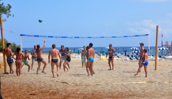 Cala Luas Resort - Cardedu, Sardegna - Beach Volley