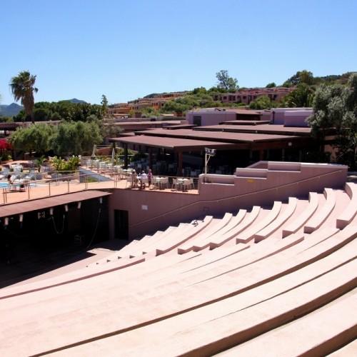 Free Beach Club - Costa Rei, Sardegna - Anfiteatro