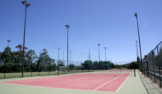 Free Beach Club - Costa Rei, Sardegna - Campo da tennis