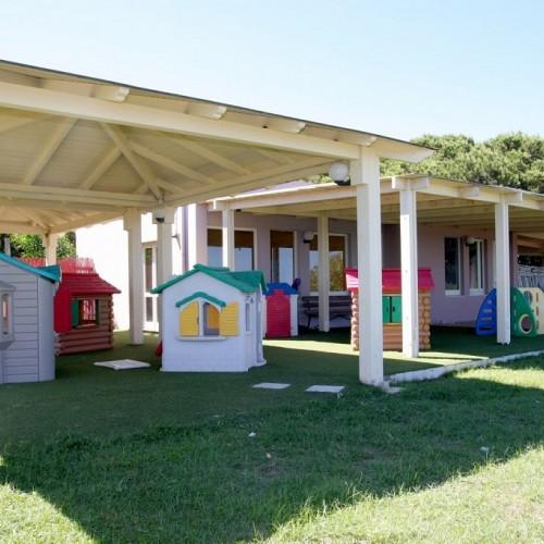 Free Beach Club - Costa Rei, Sardegna - Giochi per bambini