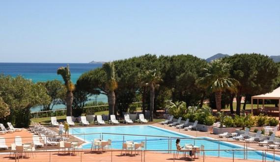 Free Beach Club - Costa Rei, Sardegna - Piscina
