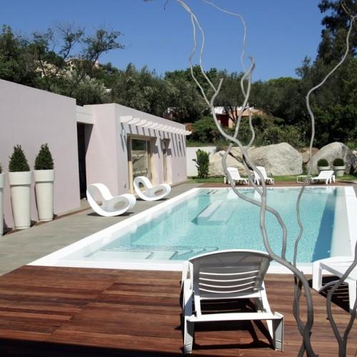 Free Beach Club - Costa Rei, Sardegna - Piscina Centro Benessere
