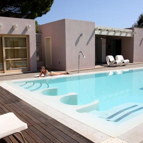 Free Beach Club - Costa Rei, Sardegna - Piscina Centro Benessere e Spa