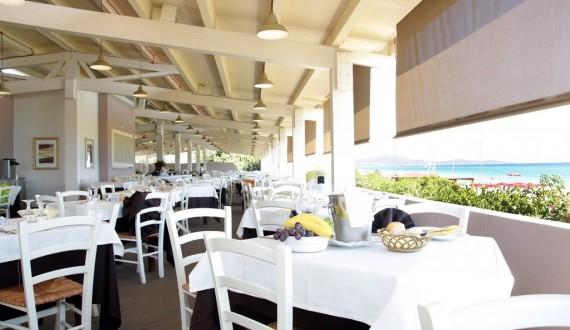 Free Beach Club - Costa Rei, Sardegna - Ristorante con vista