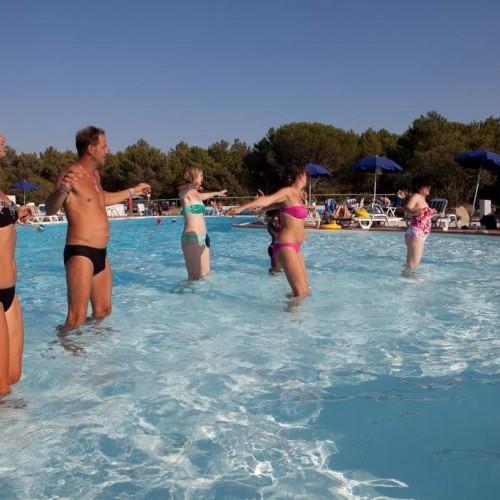 Club Esse Gallura Beach Village - Santa Teresa di Gallura, Sardegna - Acquagym