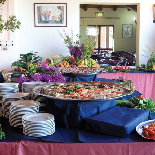Club Esse Gallura Beach Village - Santa Teresa di Gallura, Sardegna - Buffet