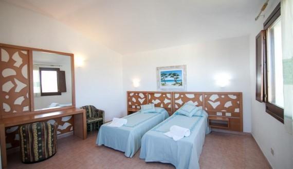 Club Esse Gallura Beach Village - Santa Teresa di Gallura, Sardegna - Camera vista