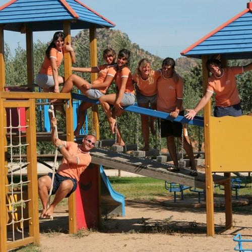 I Giardini di Cala Ginepro Resort - Animazione bimbi