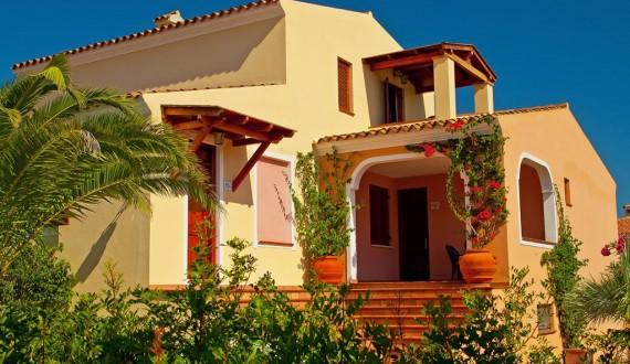I Giardini di Cala Ginepro Resort - Facciata esterna
