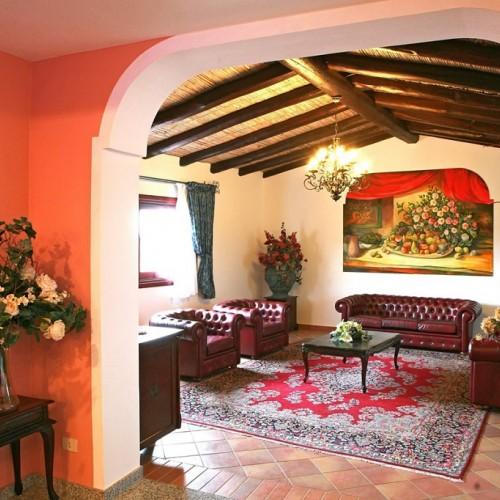I Giardini di Cala Ginepro Resort - Hall attesa