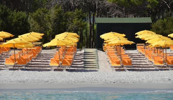 I Giardini di Cala Ginepro Resort - Panoramica spiaggia