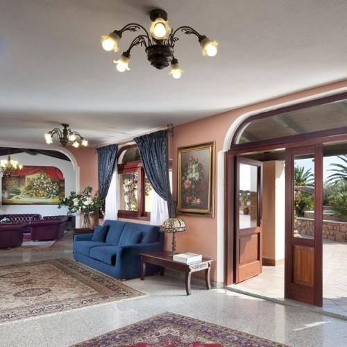 I Giardini di Cala Ginepro Resort - Hall