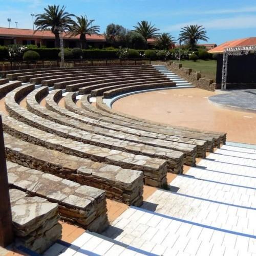 Villaggio Le Tonnare - Stintino, Sardegna -  Anfiteatro