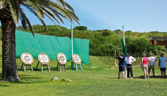 Marmorata Village - Santa Teresa Gallura, Sardegna - Tiro con l'arco