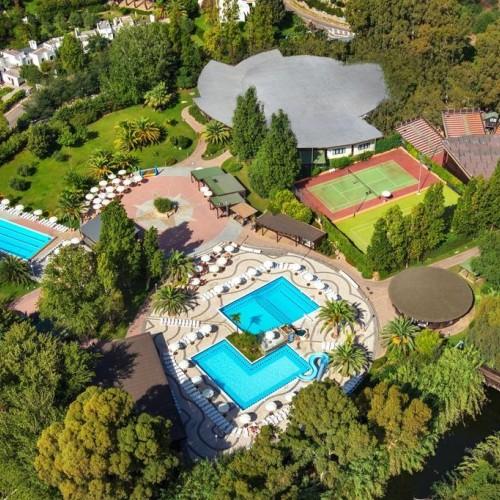 Calaserena Village - Villasimius, Sardegna - Villaggio dall'alto
