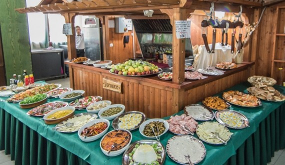 Onda Hotel | Silvi Marina, Abruzzo Buffet