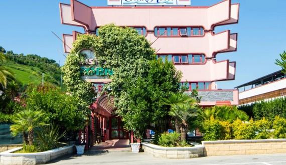 Onda Hotel | Silvi Marina, Abruzzo Struttura esterna