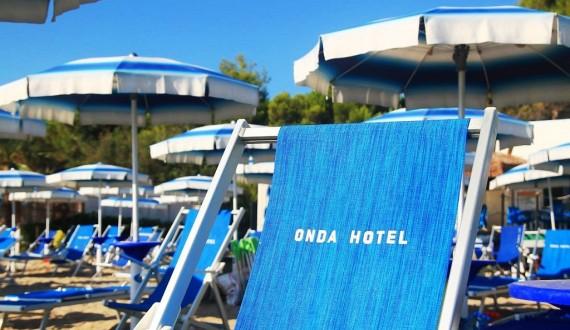 Onda Hotel | Silvi Marina, Abruzzo Spiaggia attrezzata