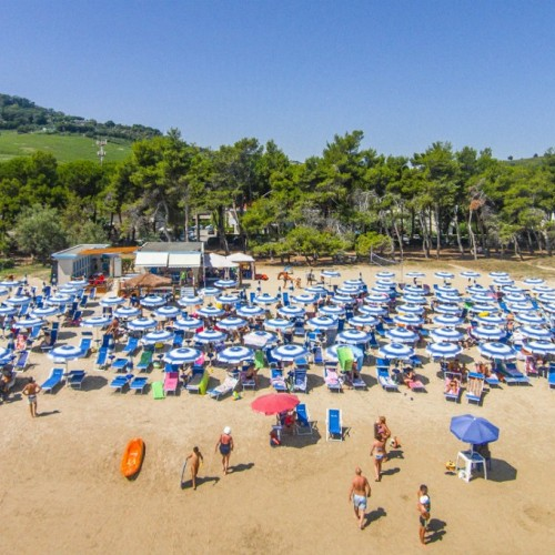 Onda Hotel | Silvi Marina, Abruzzo Vista dall'alto