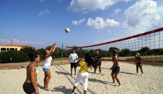 Villaggio Le Tonnare - Stintino, Sardegna - Beach Volley