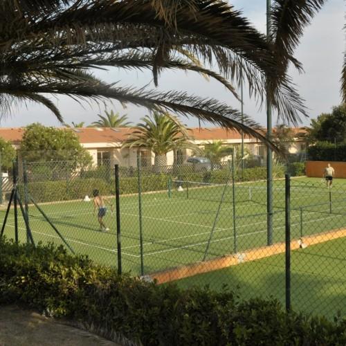 Villaggio Le Tonnare - Stintino, Sardegna -  Campo da Tennis