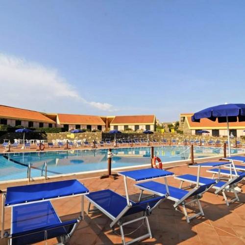 Villaggio Le Tonnare - Stintino, Sardegna - Dettagli piscina