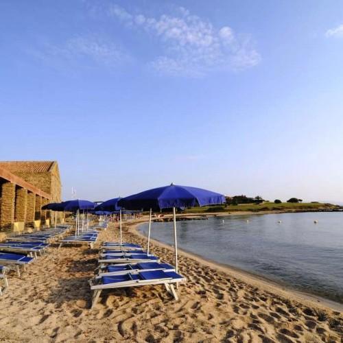 Villaggio Le Tonnare - Stintino, Sardegna -  Spiaggia
