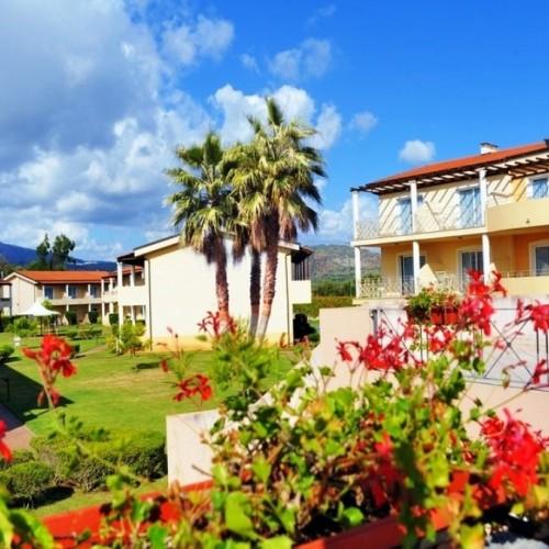 Nicotera Beache Village - Nicotera marina, Calabria - Vista esterna camere
